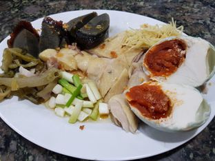Foto review Bubur Ayam Mangga Besar 1 oleh tio.mimi 3