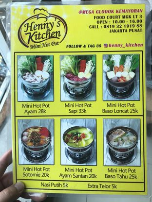 Foto 1 - Menu di Henny's Kitchen oleh Ken @bigtummy_culinary
