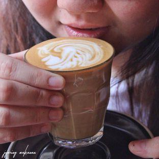 Foto 1 - Makanan(Caramel Latte) di BlackBarn Coffee oleh Melisa Stevani