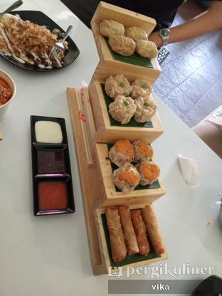 Foto 1 - Makanan di Greentea Holic oleh raafika nurf