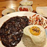 Foto Jjajangbab di Holy Noodle