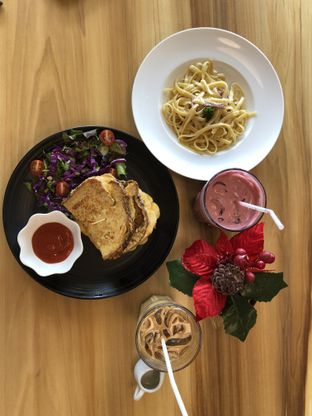 Foto 2 - Makanan di Home Brew Coffee oleh Nadia  Kurniati