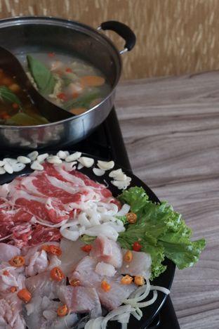 Foto 1 - Makanan di Wang-Gwan Shabu & Grill oleh Eka Febriyani @yummyculinaryid