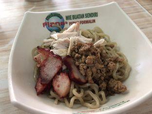 Foto 1 - Makanan(Mie Ayam BBC BBM) di Bakmi Karet Planet oleh Budi Lee