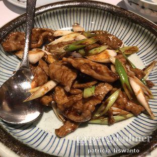 Foto 4 - Makanan(Tumis Daging Sapi Dengan Daun Bawang) di Imperial Shanghai La Mian Xiao Long Bao oleh Patsyy