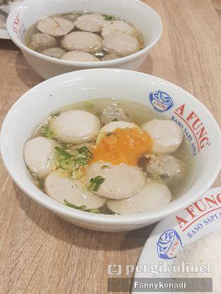 Foto 3 - Makanan di A Fung Baso Sapi Asli oleh Fanny Konadi