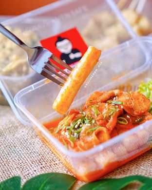 Foto 1 - Makanan(tteobokki) di Fat Oppa oleh @kulineran_aja