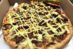 Foto iVegan Pizza