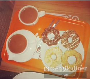 Foto 2 - Makanan di Dunkin' Donuts oleh izel / IG:Grezeldaizel