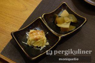 Foto 2 - Makanan(Free) di Kayu Contemporary Japanese oleh Monique @mooniquelie @foodinsnap