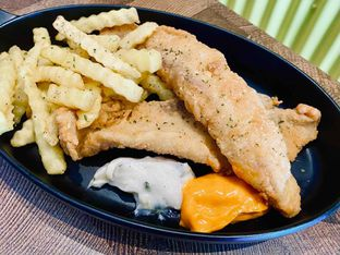 Foto 3 - Makanan di FIX Burger oleh feedthecat