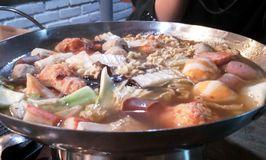Naminage Suki and Grill