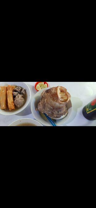 Foto 1 - Makanan di Bakso Putra Mantep oleh Wigha Wini