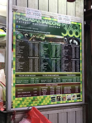 Foto 2 - Menu di Martabak Bandung 368 oleh diane_d1d13