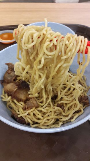 Foto 2 - Makanan di Bakmi Terang Bulan (Sin Chiaw Lok) oleh Andri