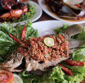 Foto di Waroeng Kampoeng Seafood & Ropang