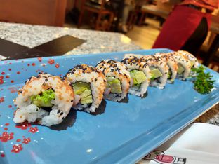 Foto 4 - Makanan(California roll) di Ichiban Sushi oleh Komentator Isenk