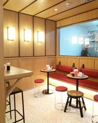 Foto Interior di Eatlah