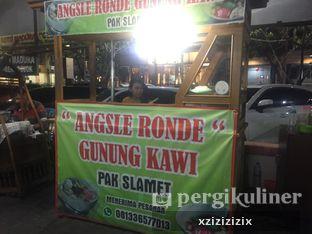 Foto review Pak Slamet Angsle & Ronde oleh zizi  2