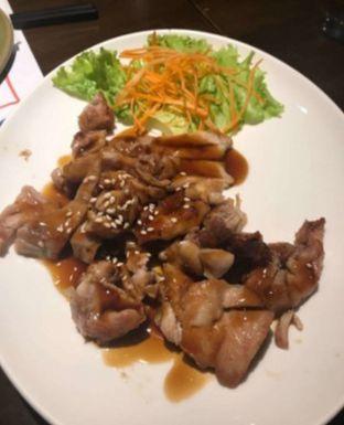 Foto 2 - Makanan(Chicken Teriyaki Alacarte) di Poke Sushi oleh Metha Loviana