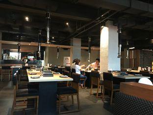 Foto 10 - Interior di WAKI Japanese BBQ Dining oleh FebTasty  (Feb & Mora)