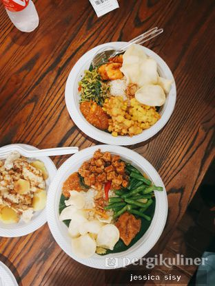 Foto review Nasi Uduk Ibu Jum oleh Jessica Sisy 5