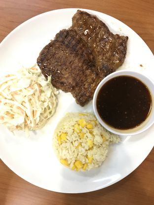 Foto 2 - Makanan(Prime Tenderloin (200 gr)) di Legend of Steak by Meaters oleh @stelmaris
