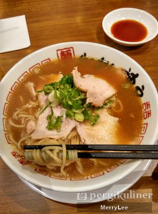 Foto 8 - Makanan(Pork charsiu ramen) di Ramen Kanbe oleh Merry Lee