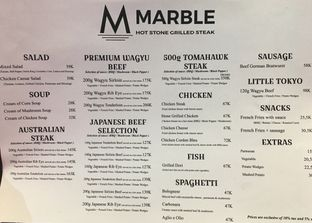 Foto 7 - Menu di Marble Hot Stone Grilled Steak oleh Mariane  Felicia