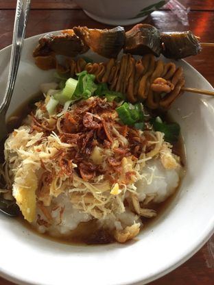 Foto 3 - Makanan di Bubur Ayam Pak Gendut oleh Yohanacandra (@kulinerkapandiet)