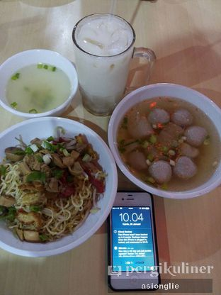 Foto - Makanan di Bakmi Daging Sapi & Babat 69 oleh Asiong Lie @makanajadah