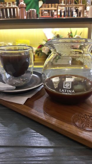 Foto review Kohicha Cafe oleh Andri  3