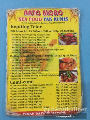 Foto 5 - Menu di Seafood Artomoro Pak Kumis oleh Monique @mooniquelie @foodinsnap