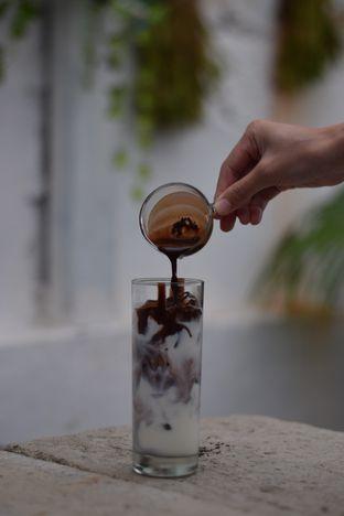 Foto 1 - Makanan(ice chochollate) di Kopi Kitu oleh Dian