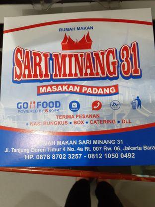 Foto review RM Sari Minang 31 oleh Threesiana Dheriyani 1