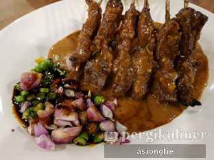 Foto 2 - Makanan di Sate Sapi Pak Kempleng oleh Asiong Lie @makanajadah