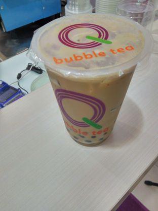 Foto review Q Bubble Tea oleh saskia jihan 2