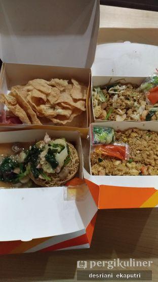 Foto 1 - Makanan di Bakmi GM oleh Desriani Ekaputri (@rian_ry)