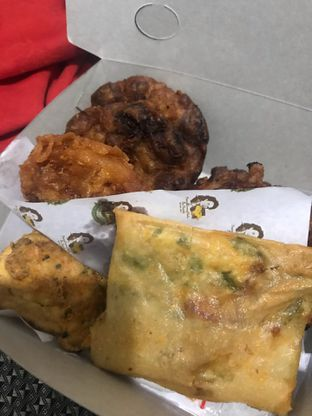 Foto - Makanan di Pisang Goreng Madu Bu Nanik oleh nurululfaf