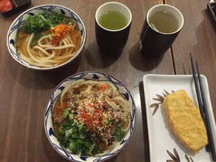 Foto 2 - Makanan di Marugame Udon oleh Theodora