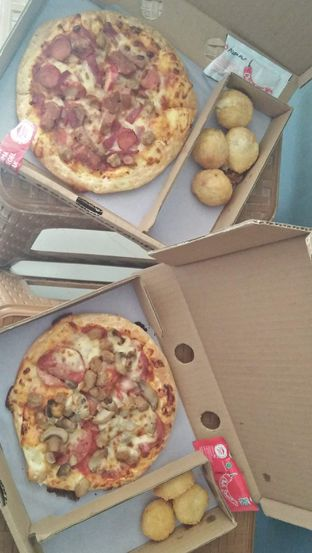 Foto review Pizza Hut Delivery (PHD) oleh Review Dika & Opik (@go2dika) 10