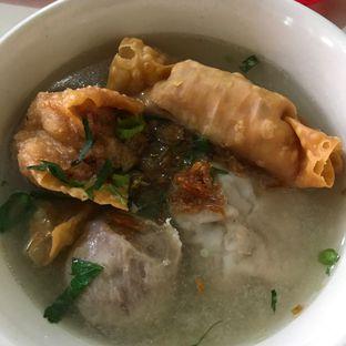 Foto 1 - Makanan di Bakso Bakwan Malang Cak Su Kumis oleh Della Ayu