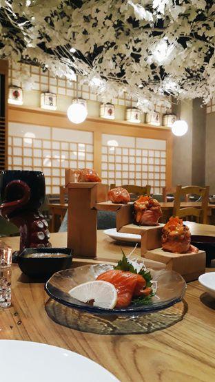 Foto 1 - Makanan di Okinawa Sushi oleh melisya febi