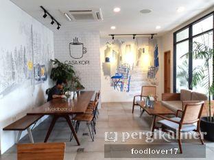 Foto 5 - Interior di Casa Kopi - Hotel Casa Living Senayan oleh Sillyoldbear.id