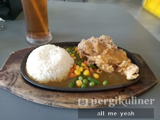 Foto review Waroeng Steak & Shake oleh Gregorius Bayu Aji Wibisono 1