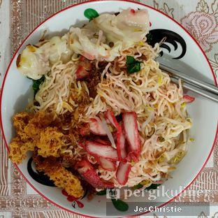 Foto review Wan Tan Mie OKD oleh JC Wen 2
