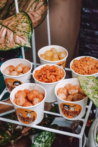 Foto Makanan di Makaroni Merona