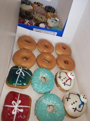 Foto 2 - Makanan di Krispy Kreme oleh iqiu Rifqi