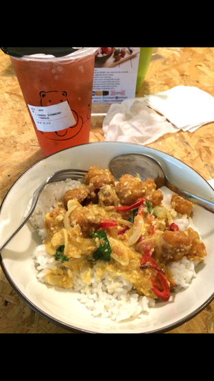 Foto 1 - Makanan di Kamo Kuma & Creme Cakery oleh Elvira Sutanto