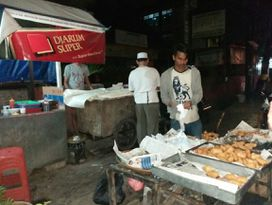 foto Cakwe dan Odading Tubagus Ismail